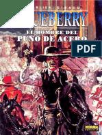 Teniente Blueberry 08 - El Hombre Del Pu_e Acero_Giraud_Esp