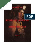 Guillermo Lora - Historia Del Movimiento Obrero Boliviano. Tomo II