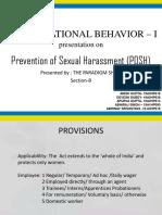Organizational Behavior - TPS