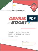 Head Start Workbook G5