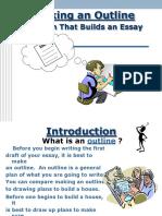 Essay Outlining
