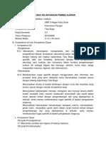 RPP Hyigene Dan Sanitasi Makanan
