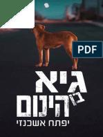 גיא בן הינום / יפתח אשכנזי