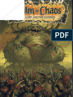 The Lost and the Damned (3edFB-1ed40K)