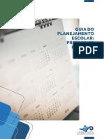 e Book Guia Do Planejamento Escolar Prepare Se Para 2019