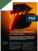 GMP EC API