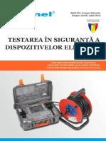 Testarea in Siguranta a Dispozitivelor Electrice Pat