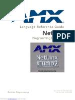 Netlinx Programming Language