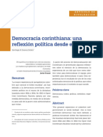 4. Democracia Corinthiana