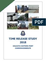 Kolkata Port Time Release Study