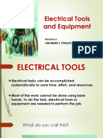Electrical Tools and Equipment.pptx