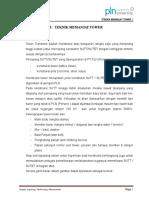 2. Mat.teknik Memanjat Tower