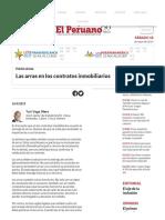 Las arras en los contratos inmobiliarios.pdf