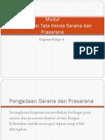 Materi 2 Pengadaan Sarana dan Prasarana.pptx