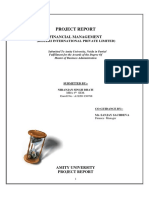 Project Report 1