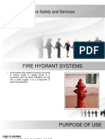 FIRE SAFETY N SERVICES PPT