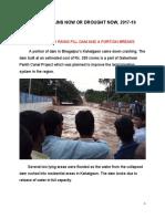 News of Rains - 2017 to 2019