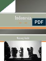 Indonesia Arts