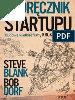 Podrecznik startupu