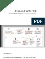 Model Ground Bill