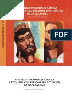Criterios Pastorales especiales