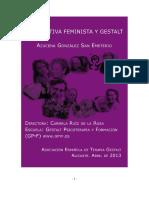 perspectiva feminista y gestalt