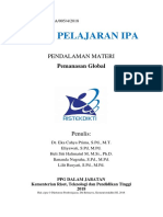 Modul IPA 5 KB 3 Pemanasan Global
