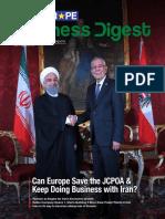 Iran Europe Business Digest No.1