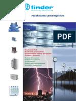 Finder Katalog 2012-Przemyslowe