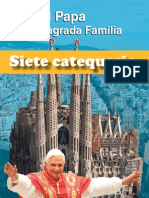 Catequesis Sagrada Familia