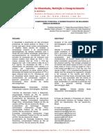 ANÁLISE DO PERFIL DA COMPOSIÇÃO CORPORAL E DERMATOGLÍFICO DE MULHERES OBESAS MÓRBIDAS