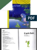 Libro El Gorila Razán