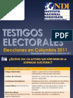 testigos 2011.ppt