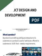 INN Product Design and Development