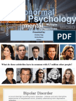Bipolar Presentation