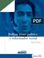 Augusto Mijares - Bolívar Como Político y Reformador Social