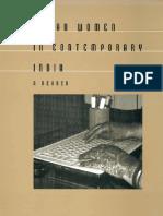 Rehana Ghadially - Urban Women in Contemporary India_ a Reader (2007)