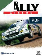Manual de Xpand Rally