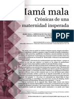 Mama Mala. Cronicas de Una Maternidad Inesperada Maria Laura Giallorenzi
