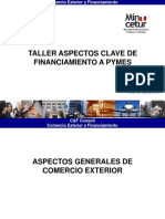 Taller c0mex Pymes Cf Consult Huancayo 06 Al 08 Febrero 2008