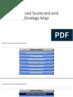 The Balanced Scorecard and Strategy Map 181013 255