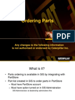 Ordening part