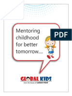 Global Kids Brochure