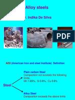 11.Alloy Steel