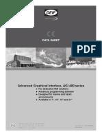 Data Sheet AGI 400
