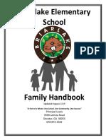 bes family handbook updated 2019  1