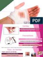 Heridas e Infección - Final