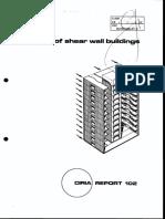 Design of Shear Wall Buildings