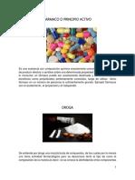 Libro Farmaco