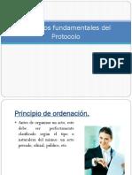 Principios Fundamentales Del Protocolo